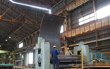 新日本海重工業の発足